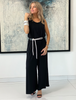 Easy Come, Easy Go Jumpsuit - Black