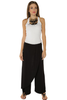 Jersey Pants with Overlay (6208663322798)