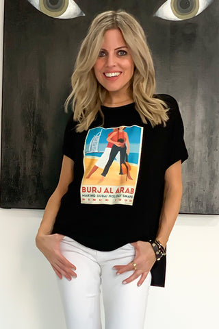 Bur Al Arab Graphic Tee