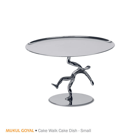 Cake Walk Cake Dish Small - Mukul Goyal - Gingerlining