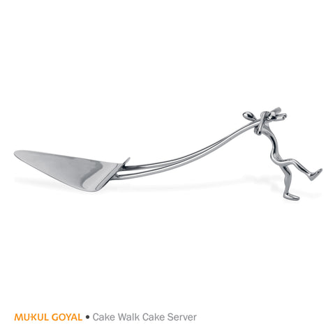 Cake Walk Cake Server - Mukul Goyal - Gingerlining