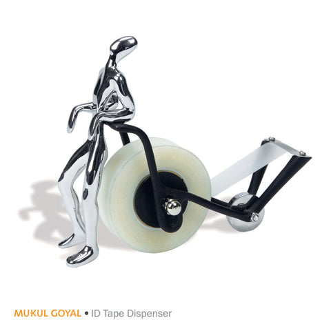 ID Tape Dispenser - Mukul Goyal - Gingerlining
