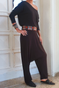 Cotton Waist Embroidered Harem Pants (5870725103770)