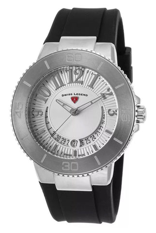 Swiss Legend Riviera Silver Dial Ladies Watch 11315SM-02