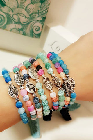 Light Colorful Candy Bracelets