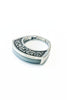 Chunk Ring – 925 Egyptian sterling Silver - Gingerlining