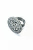 Circle of life ring – 925 Egyptian sterling Silver - Gingerlining
