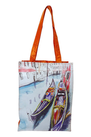 Dogo Sweet Style Bag- Orange Gondollas - Gingerlining