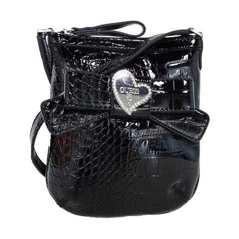 Guess Hearts Mini- Black - Gingerlining
