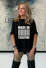 My Country Barcode Get It Right Tee - Black (6264354898094)