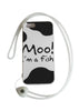MOO iphone 5S cover - Gingerlining