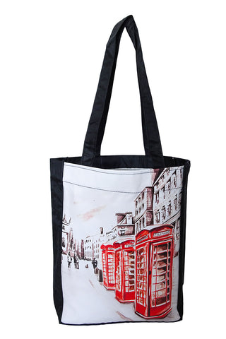 Dogo Sweet Style Bag- UK Telephone Box Design - Gingerlining