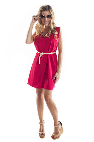 Sweet Melody dress –Pink - Gingerlining
