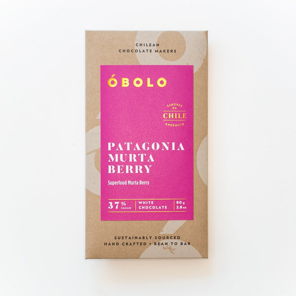 PATAGONIA MURTA BERRY 37% CACAO 80 gr