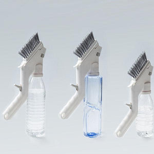 Versatile Spray Cleaning Brush kit