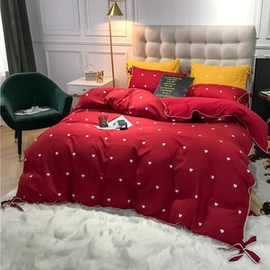 Little Heart Bedding Set
