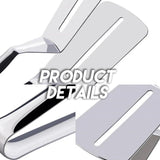 Stainless Steel Double-Sided Shovel Clip