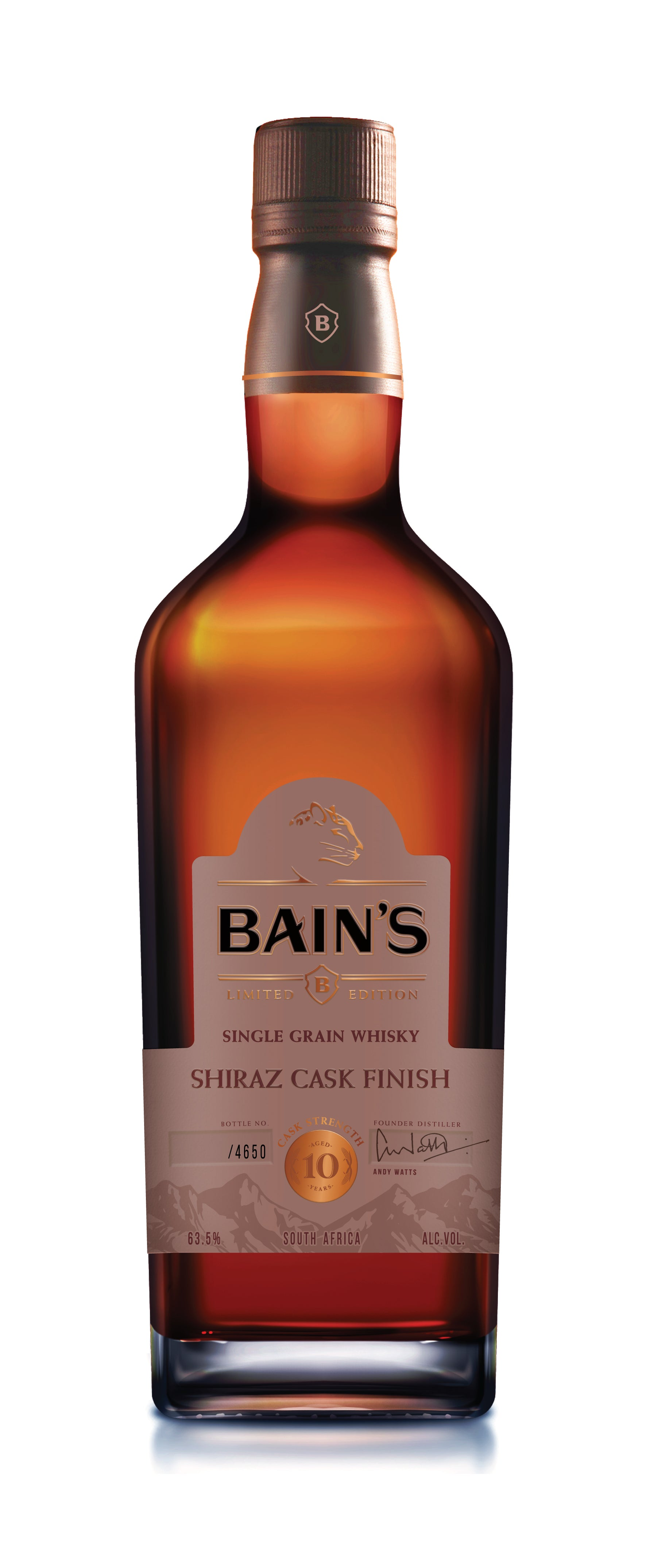 10YO Shiraz Cask Finish