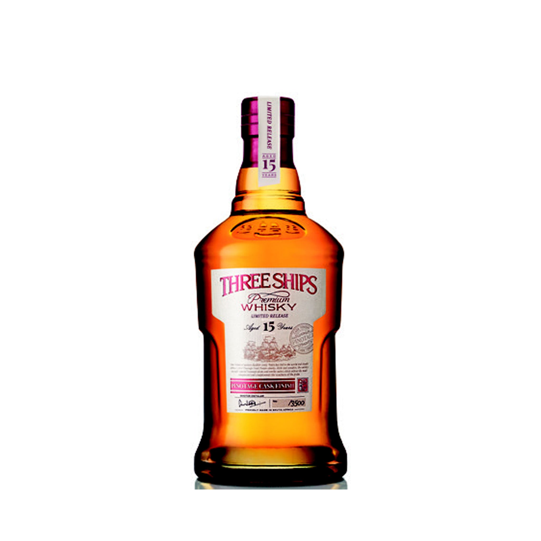 15 Year Old Pinotage Cask Finish