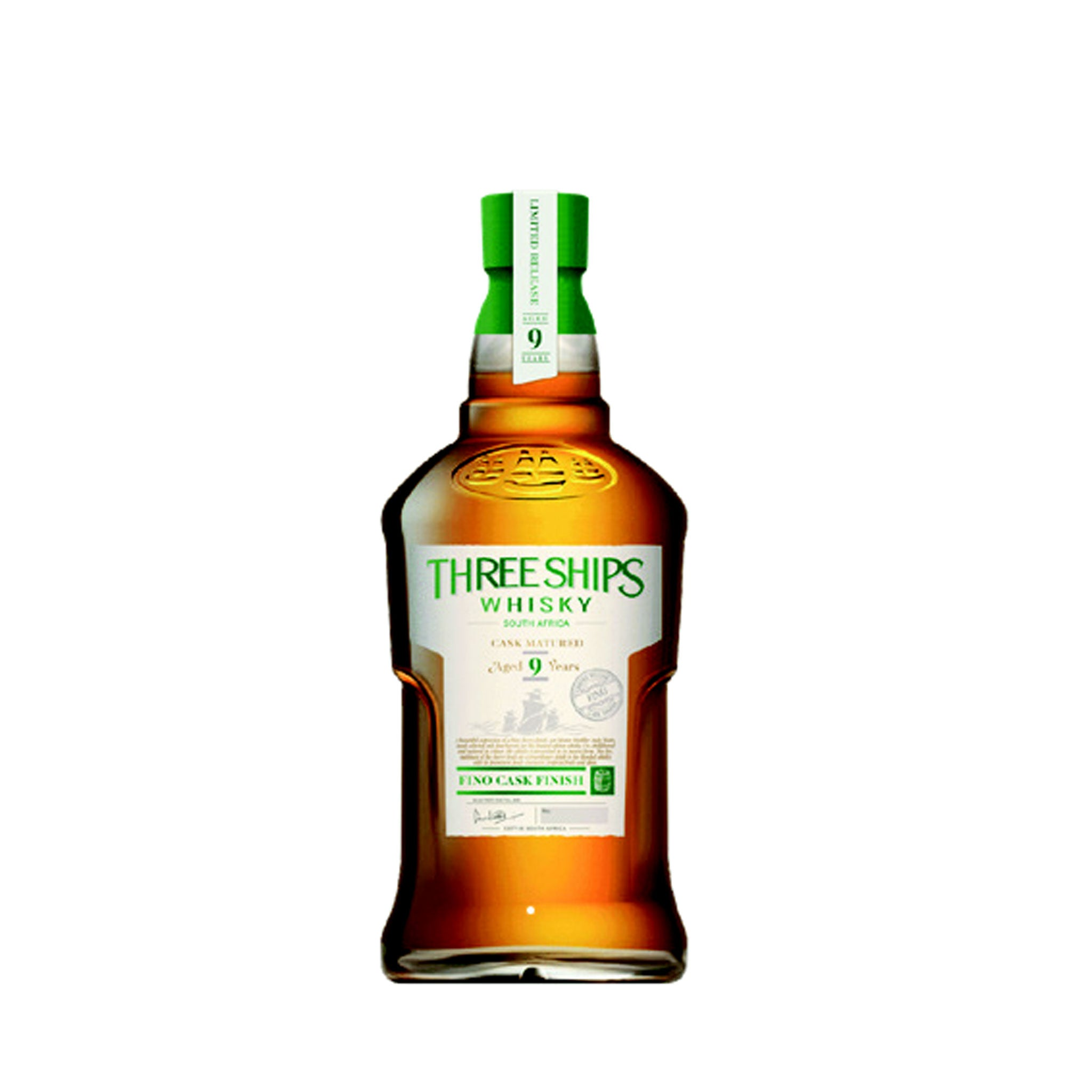9 Year Old  Fino Cask Finish