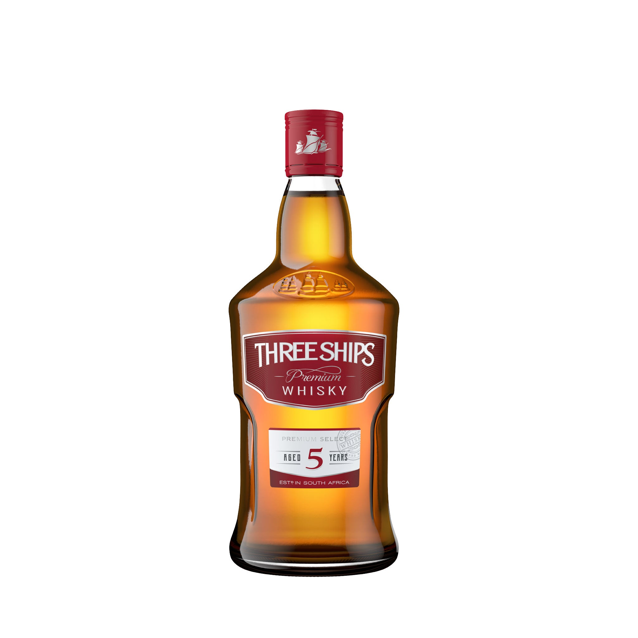 Three Ships Whisky Premium Select 5 year old