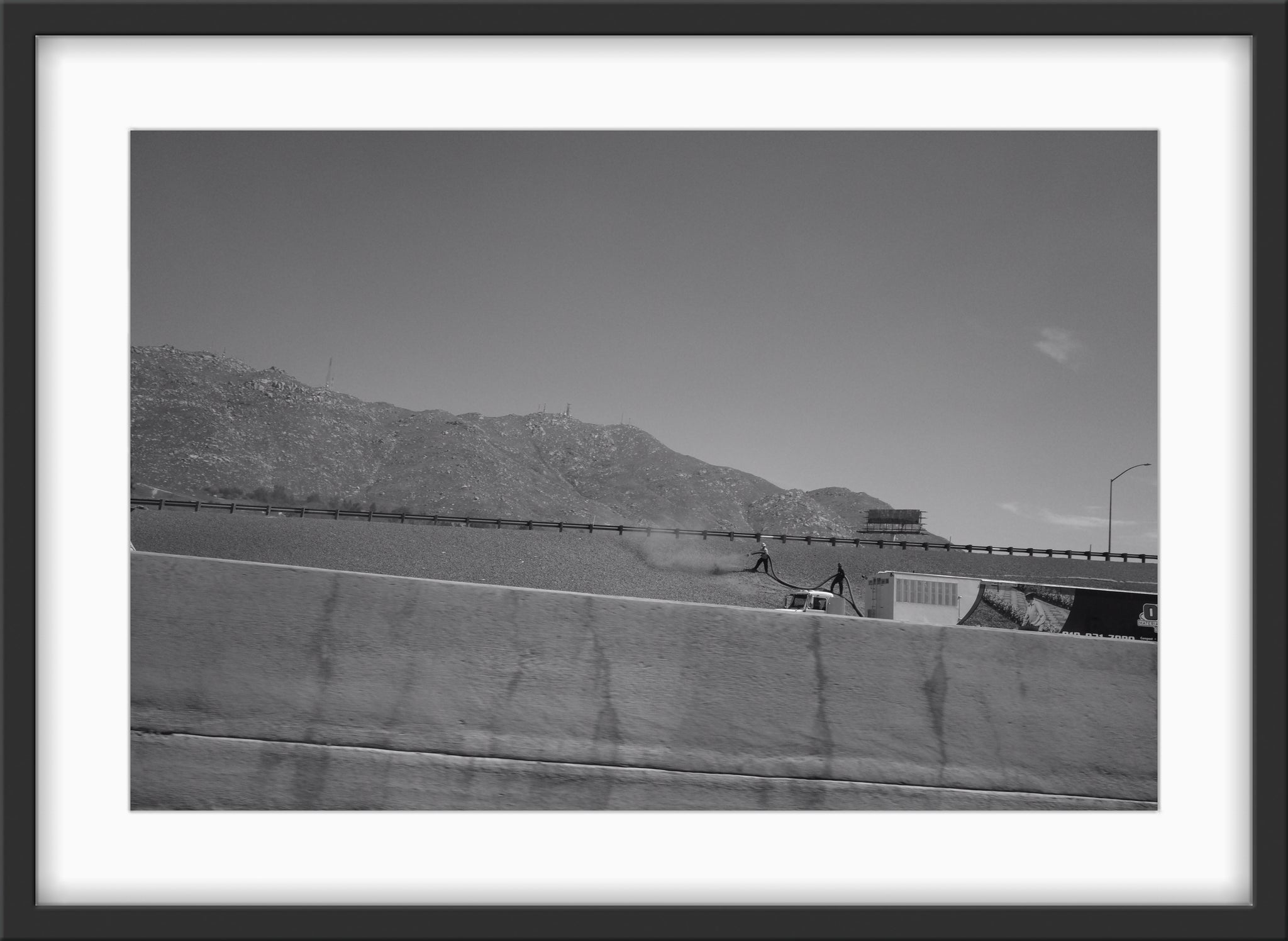 Highway Workers / Dan Wong