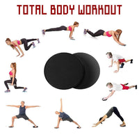 WORKOUT SLIDERS - The Wodrobe