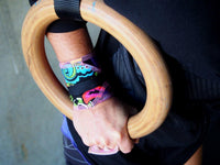 Just Another WOD - JAW Grap (Combined Wrap and Grip) - Pink