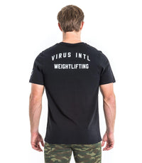 PC139 | WEIGHTLIFTING-TEE - The Wodrobe