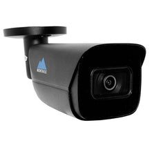 Load image into Gallery viewer, Montavue-5MP Smart Motion AI Bullet Camera (Black)- AI Functionality, Smart Motion Detect, Built-in Mic, 164ft IR Night Vision- Montavue