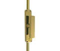 Locking Espagnolette Bolt With Flat T Bar Handle to Suit Maximum Door Height 2400mm c/w Allen Key Lock
