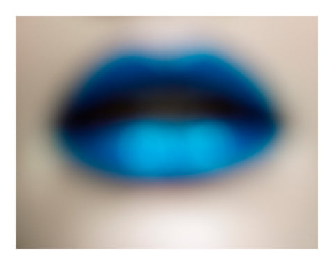 Blue Lips, 2008, Alistair Taylor-Young