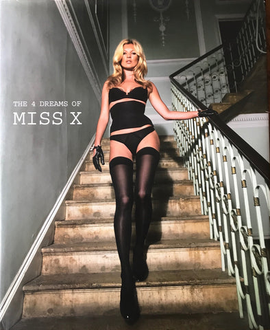 The 4 Dreams Of Miss X by Agent Provocateur/ Mike Figgis/ Kate Moss