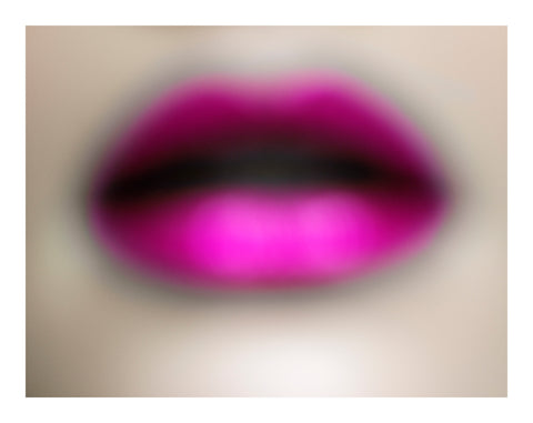 Pink Lips, 2008, Alistair Taylor-Young