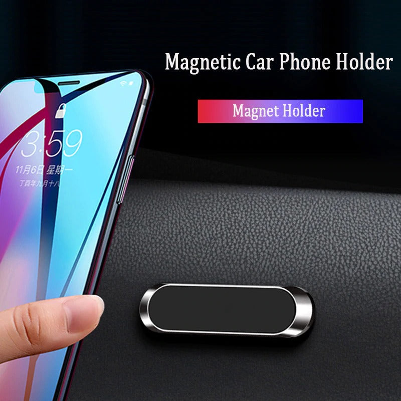 Mini Magnetic Car Phone Holder