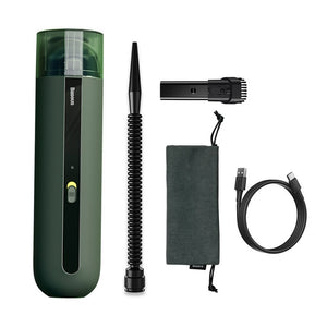 Wireless Portable Car Vacuum Cleaner -  5000Pa Suction