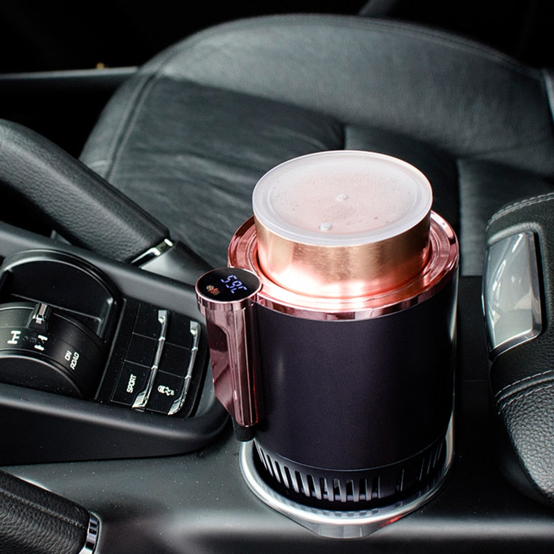 2-in-1 Warmer or Chiller Smart Cup/Can Holder