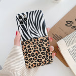 Leopard Print Phone Case Cover For IPHONE