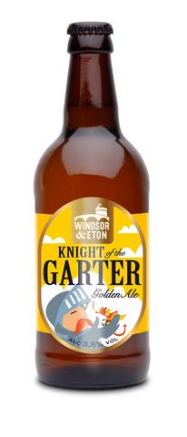 KNIGHT of the GARTER - 12 x 500 ml Bottles