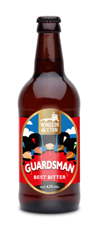 GUARDSMAN  12 x 500 ml Bottles
