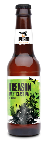 UPRISING TREASON - 12 x 330 ml Bottle