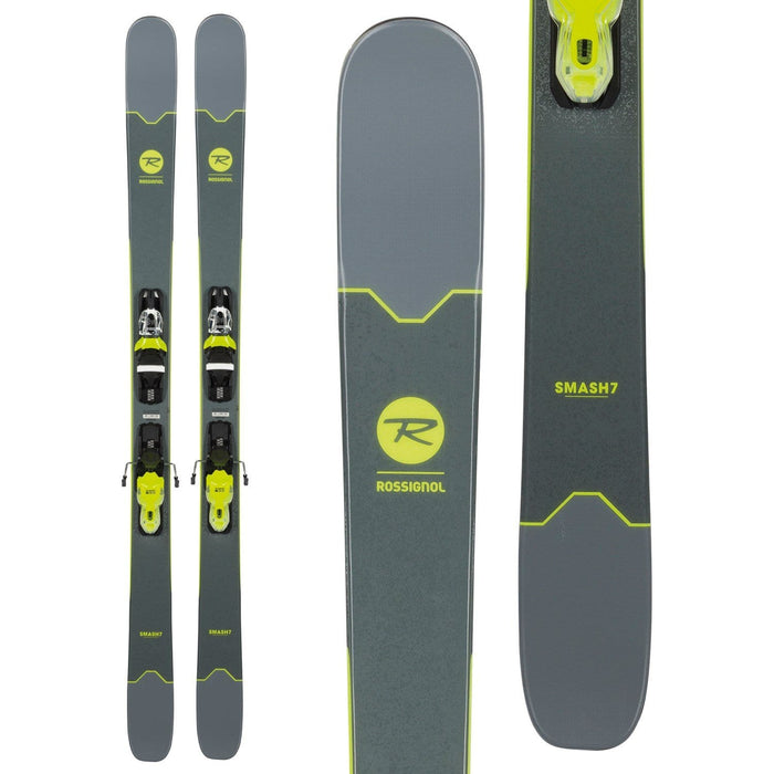 Rossignol Smash 7 + Xpress 10 Twin Tip 2020