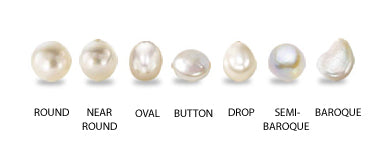 Different Pearl Shapes | Lovanzo blogs