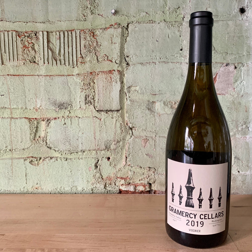 Gramercy Cellars Viognier Columbia Washington 2019