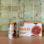 Two Pitchers Brewing Radler Grapefruit & Blood Orange Oakland California - 12 oz