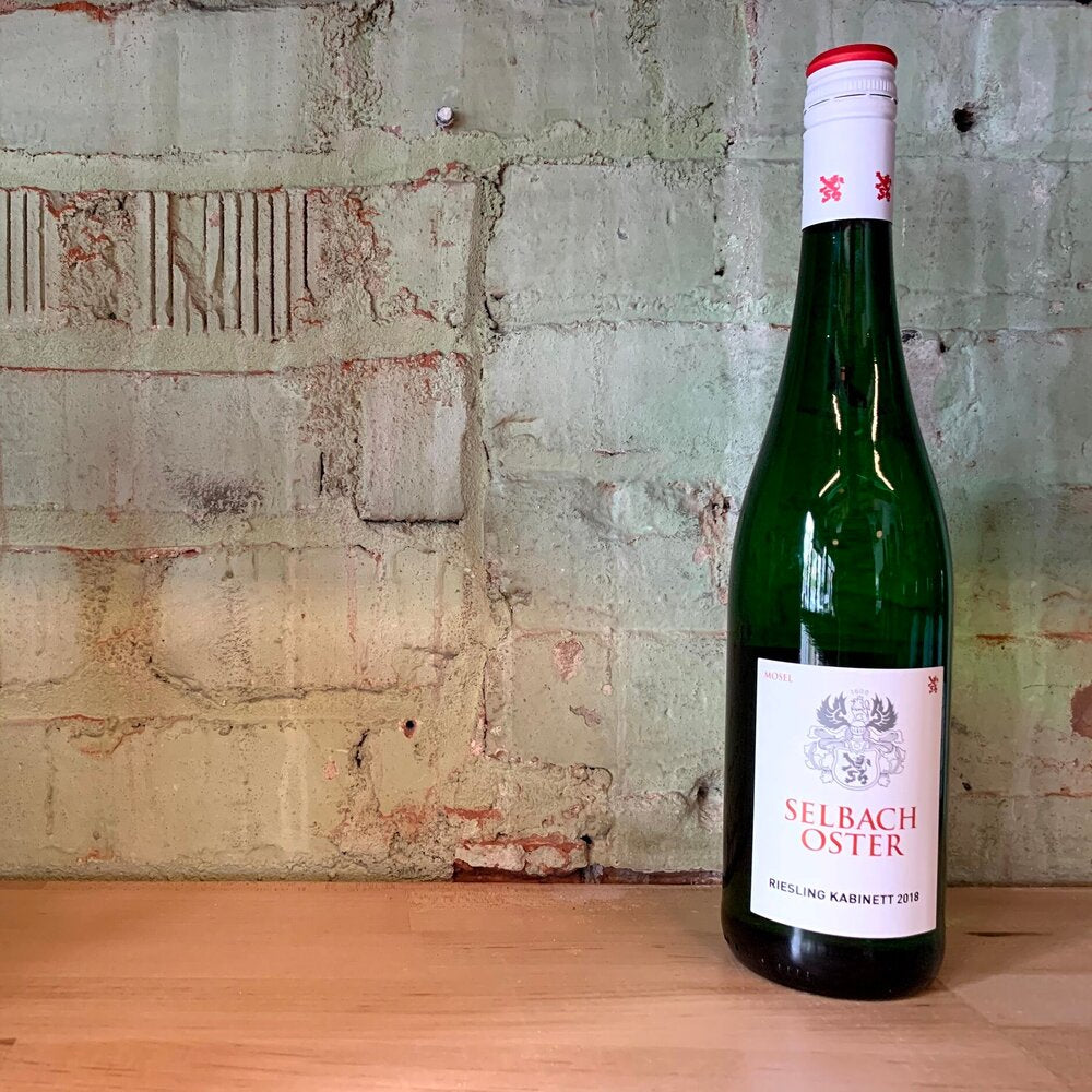 Selbach Oster Riesling Kabinett Mosel Germany 2018