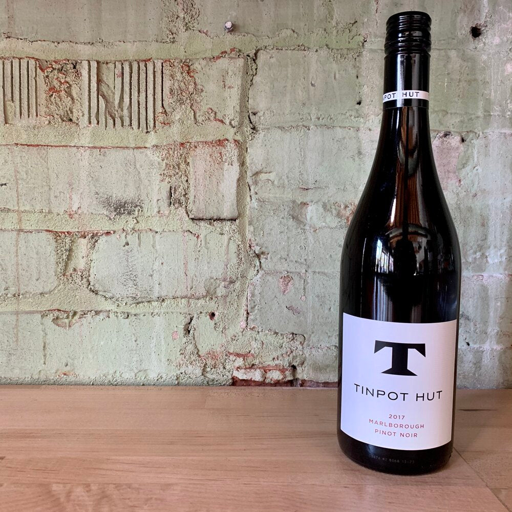 Tinpot Hut Pinot Noir Marlborough New Zealand