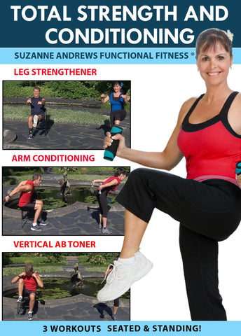 http://www.collagevideo.com/products/functional-fitness-total-strength-and-conditioning-with-suzanne