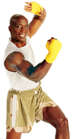 Billy Blanks Senior