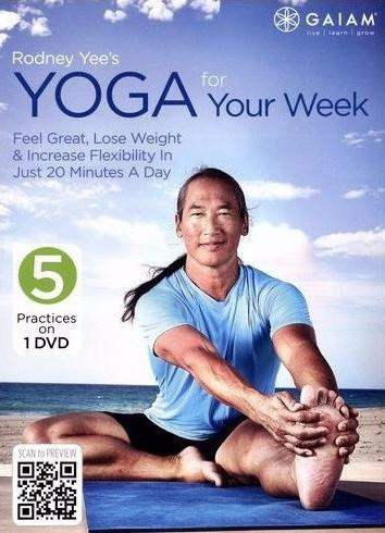 Rodney Yee's Yoga for Your Week - Collage Video